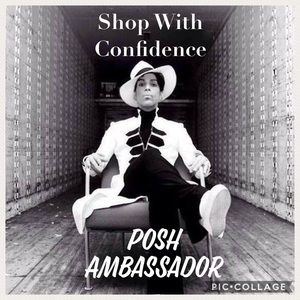 Shop with confidence. Posh Ambassador!